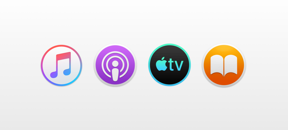 macOS 10.15 may launch standalone music and podcast apps